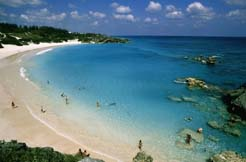 Travel the world and experience the wonder of Bermuda's Horseshoe Bay Beach: Protect your trip with SGICInsurance