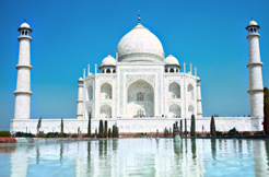 Discover India's Taj Mahal and the world: Protect your trip with SGIC Insurance